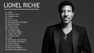 Lionel Richie Greatest Hits 2020 - Best Songs of Lionel Richie