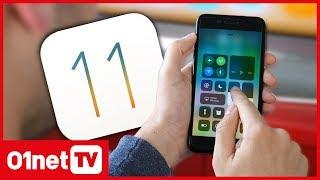 iOS 11 : première prise en main sur un iPhone 7