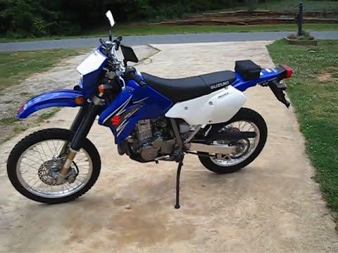 2007 Suzuki DRZ400S - YouTube