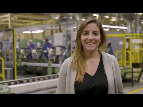La gerente de ingeniería robótica más joven de Ford es española