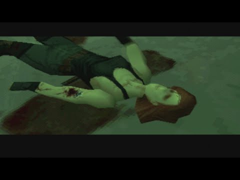 Metal Gear Solid (PS1) - Walkthrough Part 9 - PSG1 Sniper Rifle