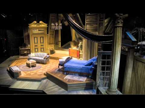 Cat On A Hot Tin Roof Behind The Scenes Youtube