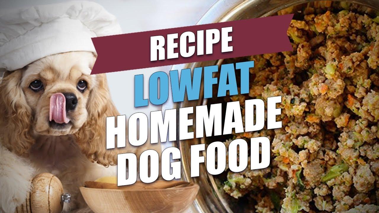 Lowfat homemade dog food recipe youtube lowfat homemade dog food recipe forumfinder Gallery