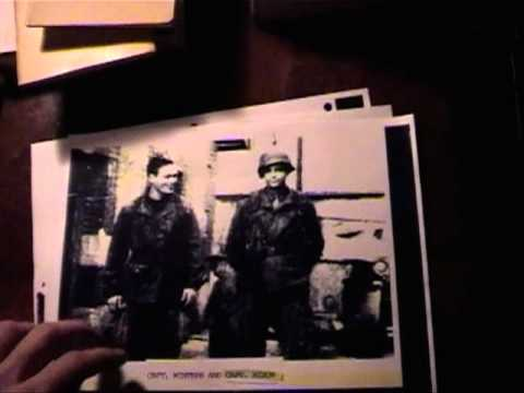 Ron Livingston's Band of Brothers Video diary: Part 1/12