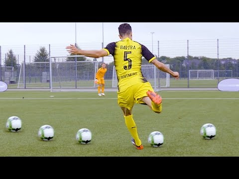 freekickerz vs BVB Pro's - ULTIMATE FOOTBALL CHALLENGES
