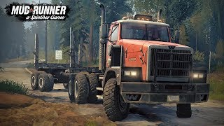 Spin Tires Mudrunner - MP 6 - American Wilds
