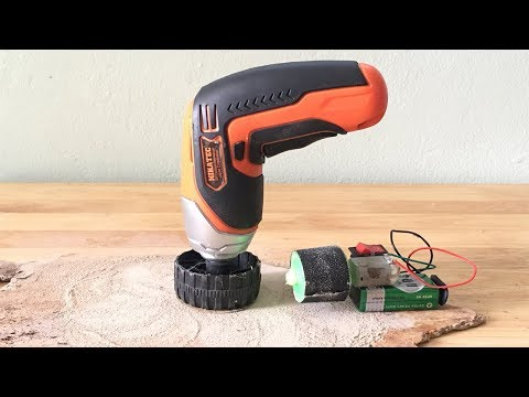How to make Drum Sander Machine Woodworking With Tools - 2 Amazing DIY Toys creative ideas