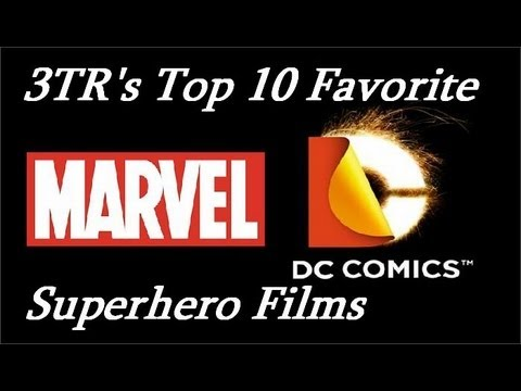 Top 10 Favorite ComicBook Films