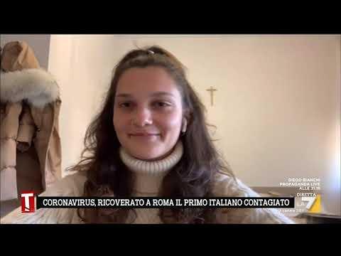 Coronavirus, parla una degli italiani rientrati dalla Cina in quarantena alla Cecchignola