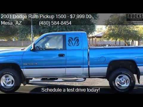 2001 dodge ram pickup 1500 4x4 5 9l magnum v8 for sale in me youtube. Black Bedroom Furniture Sets. Home Design Ideas