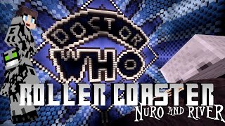 Doctor Who - A Minecraft Roller Coaster - XBOX