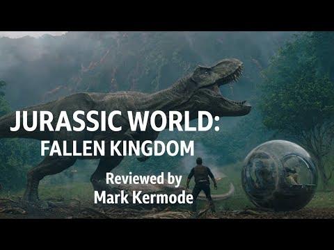 Jurassic World: Fallen Kingdom reviewed by Mark Kermode