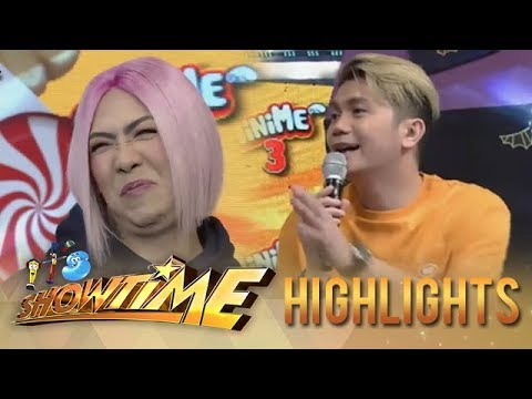 It's Showtime MiniMe 3: Vice Ganda is Vhong's wife!