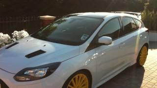 Спойлер RS для Ford Focus 3 / Тюнинг / spoiler/(, 2016-08-25T19:34:58.000Z)