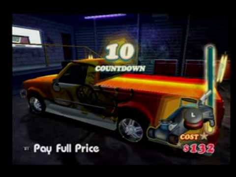 pimp my ride ps2 game play mission1 part 2 youtube. Black Bedroom Furniture Sets. Home Design Ideas