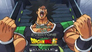 DBS: Broly Vs Everyone [Trailer 2nd part Extended] - HalusaTwin