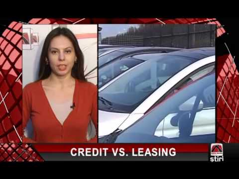 CREDIT VS. LEASING