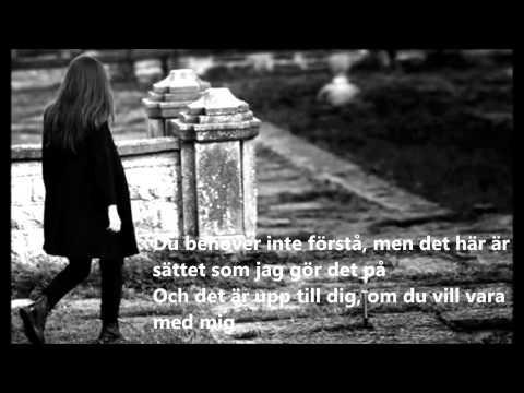 Om du vill vara med mig - Melissa Horn Lyrics