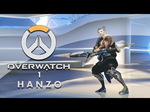 Let's Play Overwatch | Hanzo | Drache erwache :D