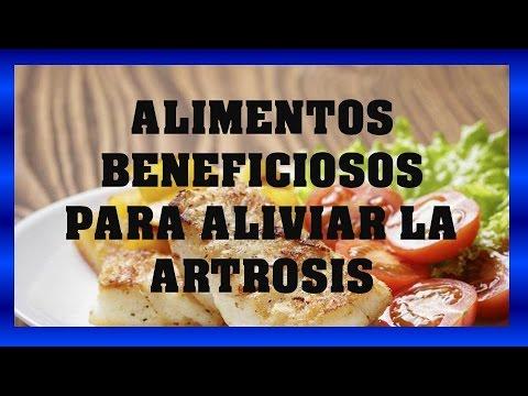 alimentos para combatir la artrosis de rodilla