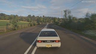 Forza Horizon 4 - 1984 Honda Civic CRX Mugen Gameplay