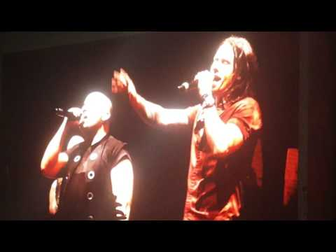 The Sound Of Silence - Disturbed Feat. Myles From Alter Bridge.  Houston, Texas. 8/13/2016