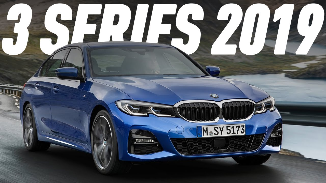 БОРЗАЯ ДЕВОЧКА/NEW BMW 3 SERIES 2019 G20/НОВАЯ ТРЕШКА BMW