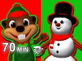 """""""Kids Christmas Songs"""" Baby Beavers Collection 