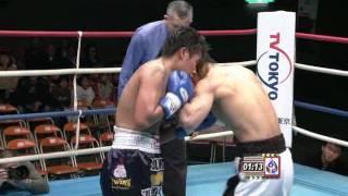 ボクシング 「KO集(内山選手・細野選手)」 thumbnail