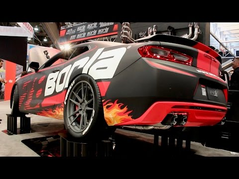 So Many Crazy Cars! Experience the 2016 SEMA Show! (Feat. Chrisfix, EngineeringExplained & More!)