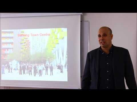 Dr  Jonathan Rokem   Urban Geopolitics   Rethinking Planning in European Cities
