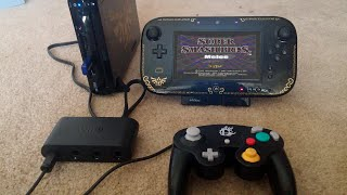 How to use Official GC adapter on GC Emulator for WiiU! (nintendon't)