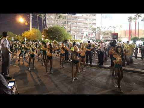 Road Show by USF Spirit teams (dusk) part 2