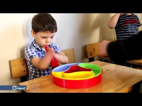 -ثائر بلال- يتحدى إعاقته بافتتاح مركز لذوي الاحتياجات الخاصة بإدلب  - 13:53-2019 / 6 / 12