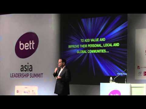 Marc Prensky -- Education to Better Their World (BETT Asia, 2016)