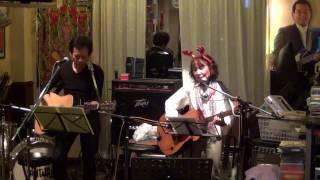 近鉄奈良線永和駅下車「エレキの店 」にて行なわれた「クリスマス親睦ラ...