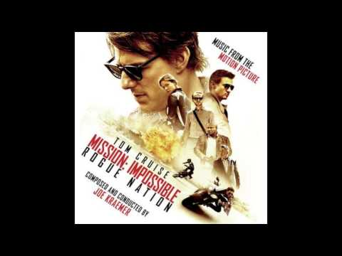 Mission Impossible Rogue Nation OST - The Syndicate
