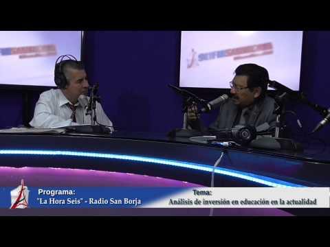 CPPE CALLAO: Entrevista al Decano del CPPr Callao en Radio San Borja
