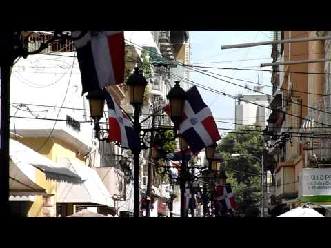 Santo Domingo Colonial Zone Market
