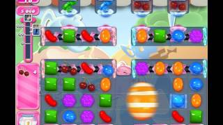 Candy Crush Saga Level 1606 - enjoy