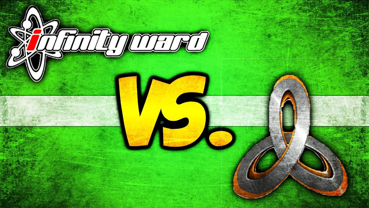 Infinity Ward Sucks Treyarch Is The Best Youtube