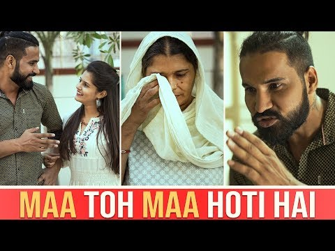 Maa to Maa Hoti Hai | Sanju Sehrawat | Make A Change | Emotional Video