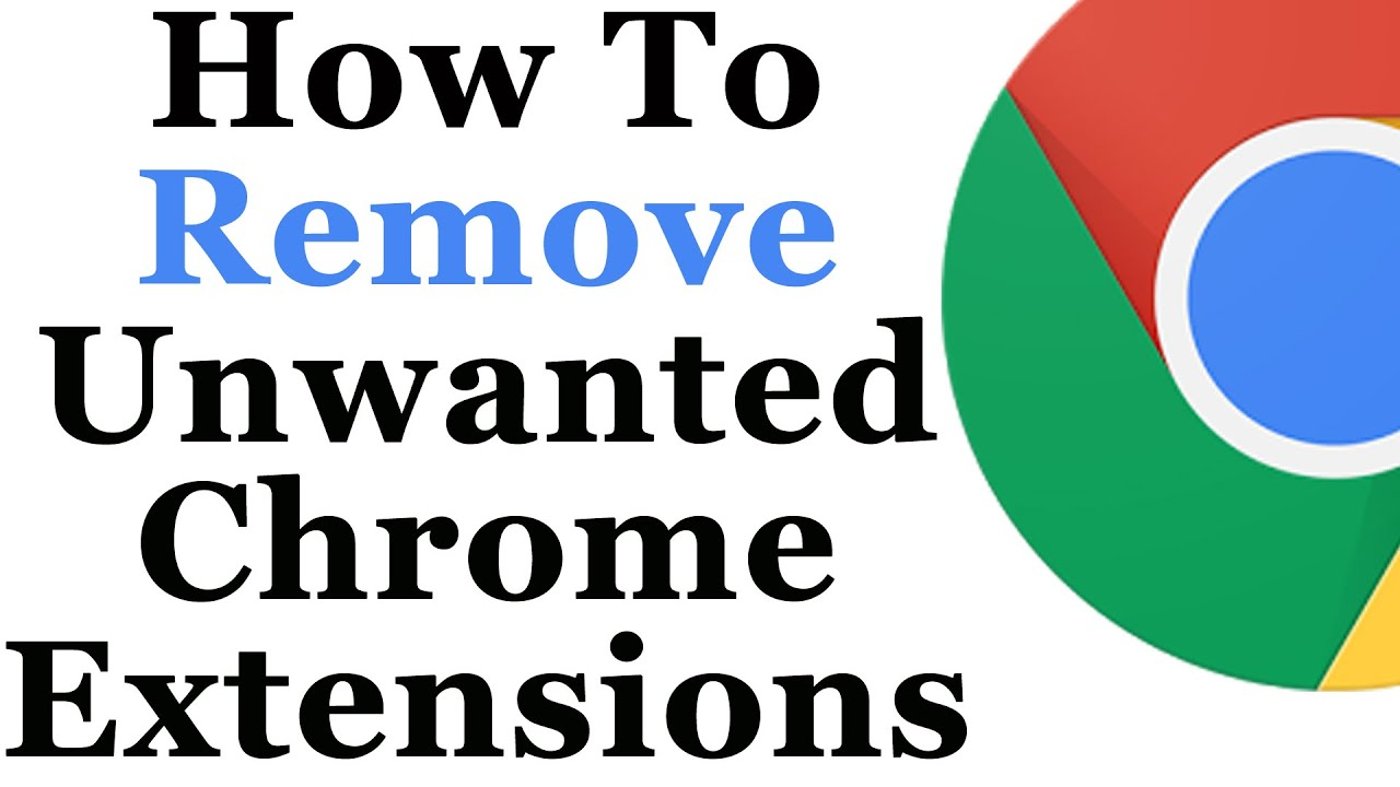 disable managed extensions in chrome