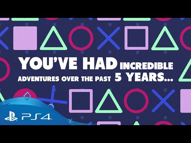 5 Years Of Adventure | PS4