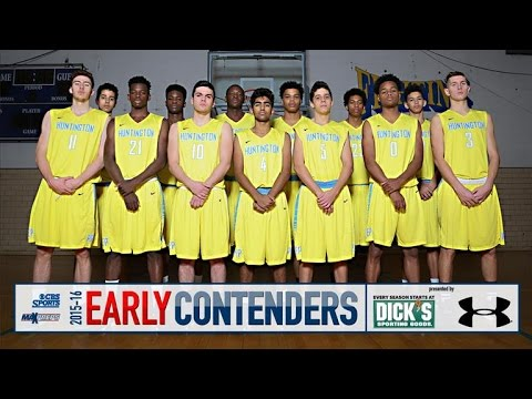 MaxPreps 2015-16 Basketball Early Contenders - Huntington St. Joseph Prep (WV)