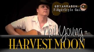 (Neil Young) Harvest Moon - Bryan Rason - Solo Acoustic Guitar