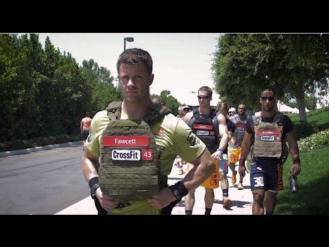 2015 CrossFit Games get Tactical with Hero WOD Murph