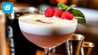 Blue Razz Cool Down BCAA Cocktail Recipe | XTEND Mixology