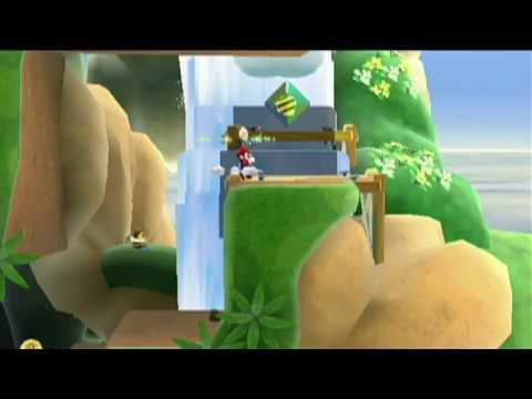 Super Mario Galaxy 2 - E3 2009 Trailer - HD