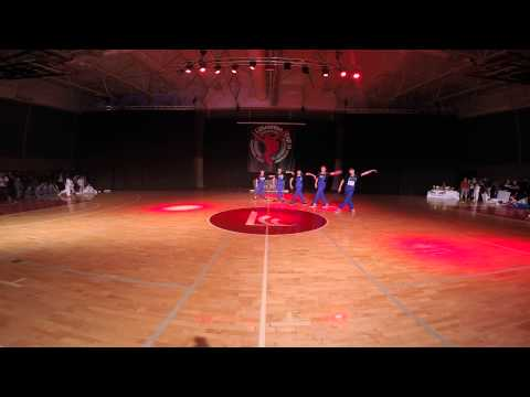 Intrus | Street Dance Small Groups Adults | Lt Cup 2014